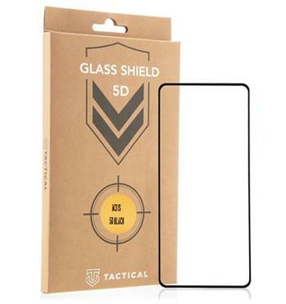 Glass Shield 5D sklo pro Samsung Galaxy M31s černé