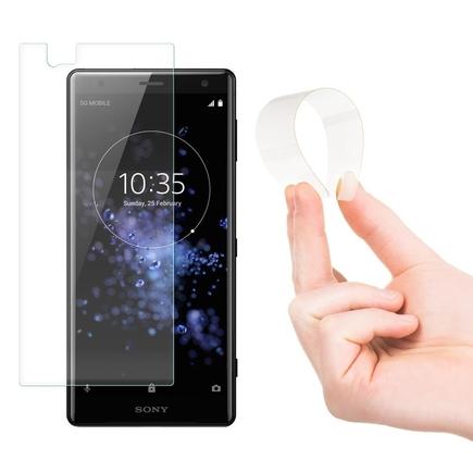 Nano Flexi hybridní elastická skleněná fólie Sony Xperia XZ2