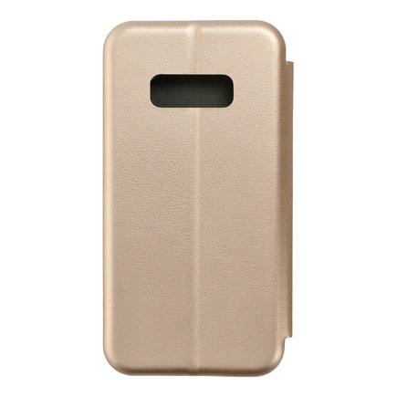 Pouzdro Book Elegance Samsung S10e zlaté