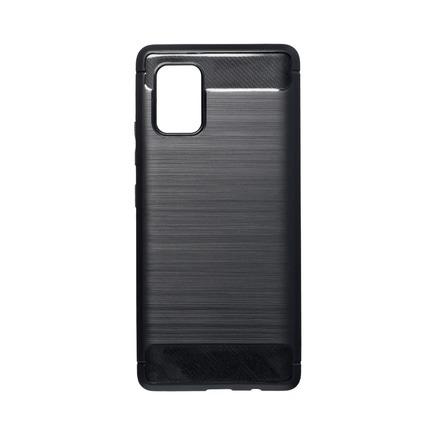 Pouzdro Carbon Samsung Galaxy A71 5G černé
