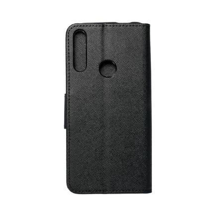 Pouzdro Fancy Book Huawei P Smart Z / Y9 Prime 2019 černé