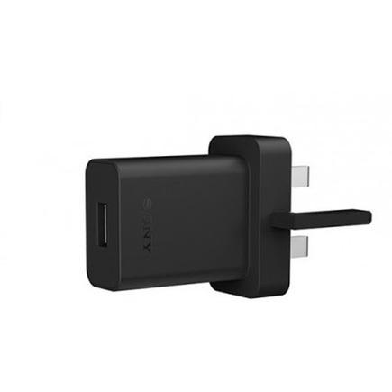 UCH-20 Sony USB Cestovní nabíječ UK černý (Service Pack)