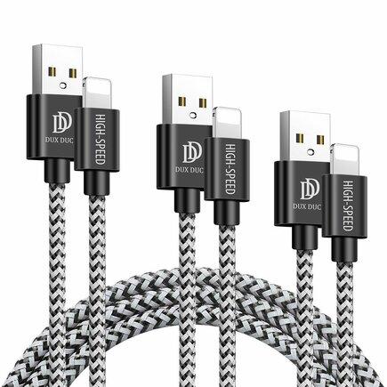 DUX DUCIS K-ONE cable set 3-pack lightning