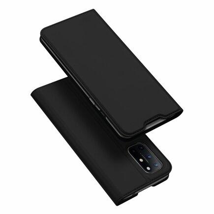 DUX DUCIS Skin Pro pouzdro s klapkou OnePlus 8T černé
