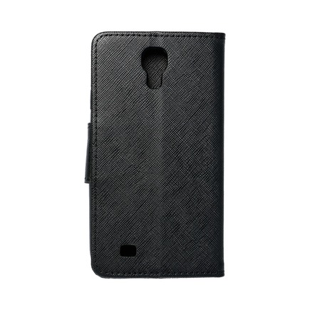 Pouzdro Fancy Book Samsung Galaxy S4 (I9500) černé