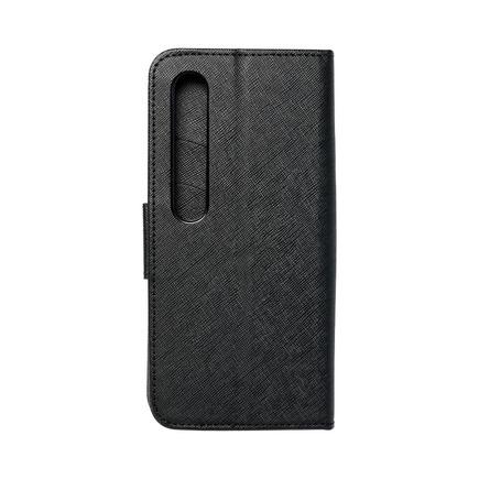 Pouzdro Fancy Book Xiaomi Mi 10 Pro černé