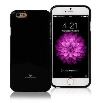 Pouzdro Jelly Mercury iPhone 11 černé