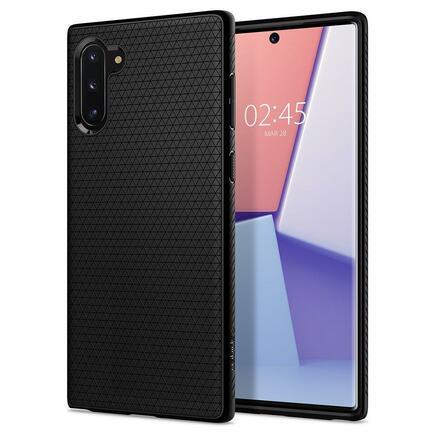 Pouzdro Liquid Air Galaxy Note 10 matte černé