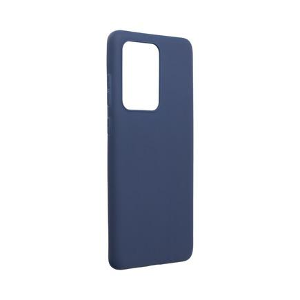 Pouzdro Soft Samsung Galaxy S20 Ultra / S11 Plus tmavě modré
