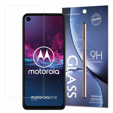 Tempered Glass tvrzené sklo 9H Motorola One Action / Motorola One Vision