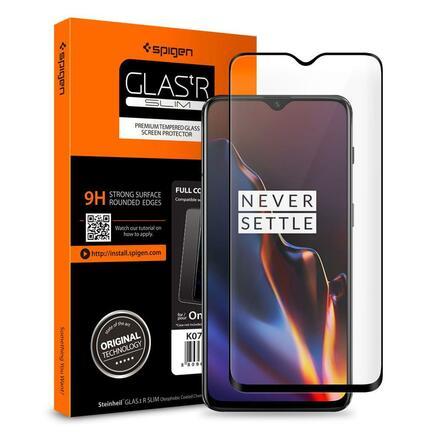 Tvrzené sklo Glass FC OnePlus 7 černé
