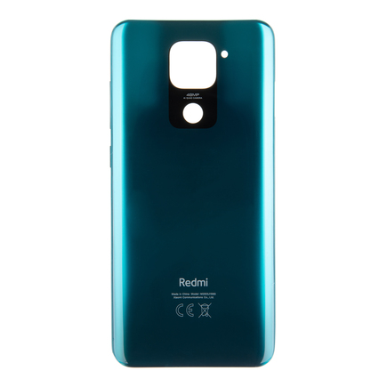 Xiaomi Redmi Note 9 Kryt Baterie Forest Green zelený