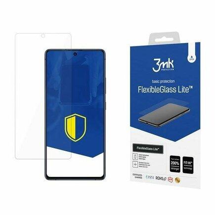 3MK FlexibleGlass Lite Samsung S10 Lite hybridní sklo