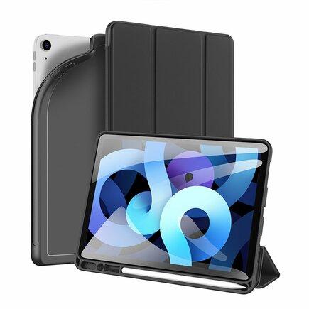 DUX DUCIS Osom gelové pouzdro na tablet Smart Sleep s podstavcem iPad Air 2020 černé