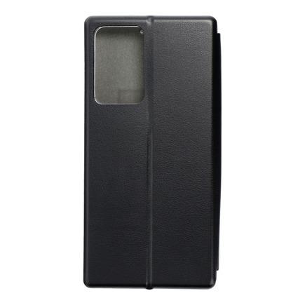 Pouzdro Book Elegance Samsung Galaxy Note 20 Plus černé