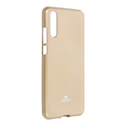 Pouzdro Jelly Mercury Huawei P20 zlaté