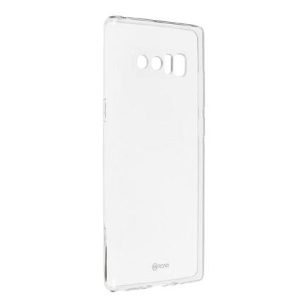 Pouzdro Jelly Roar Samsung Galaxy Note 8 průsvitné