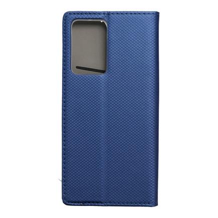 Pouzdro Smart Case book Samsung Note 20 Plus tmavě modré