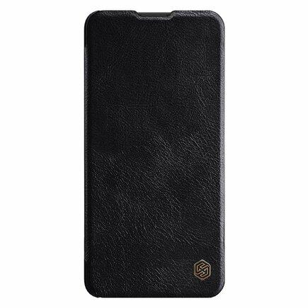 Qin Book Pouzdro pro Huawei P40 Lite černé