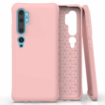 Soft Color Case elastické gelové pouzdro Xiaomi Mi Note 10 / Mi Note 10 Pro / Mi CC9 Pro růžové