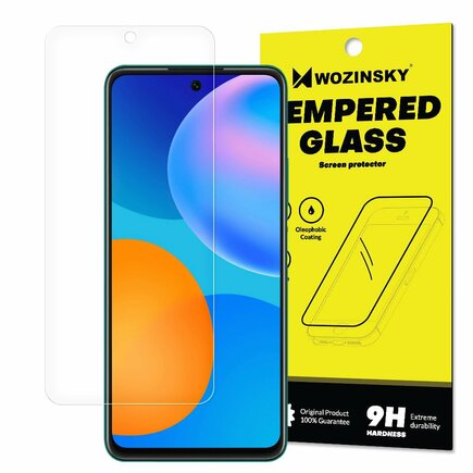 Tempered Glass tvrzené sklo 9H Huawei P Smart 2021
