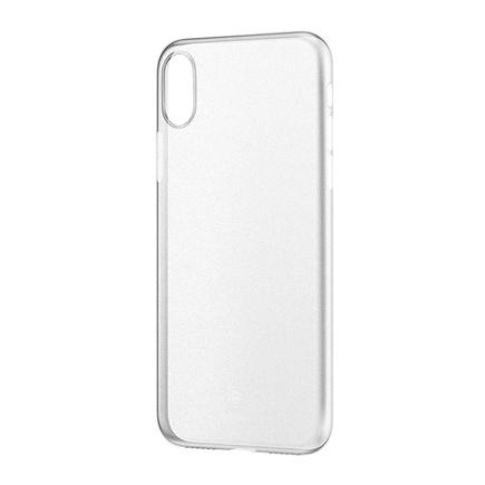 Wing Case ultratenké pouzdro iPhone X bílé