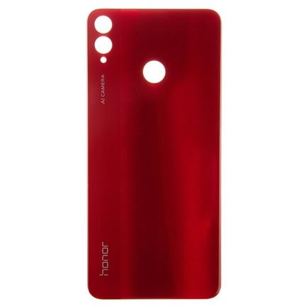 8X Kryt Baterie červený
