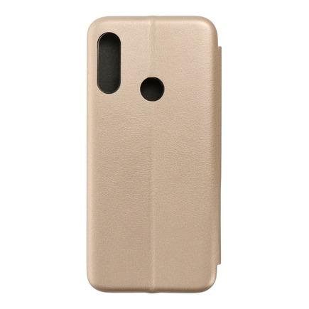 Pouzdro Book Elegance Huawei Y6 2019 zlaté