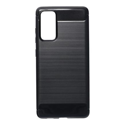 Pouzdro Carbon Samsung Galaxy S20 FE černé