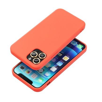 Pouzdro Forcell Silicone Lite Samsung Galaxy A42 5G růžové