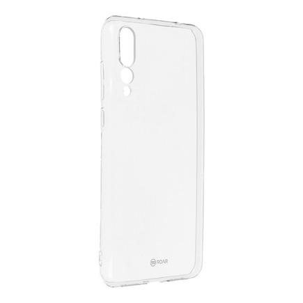Pouzdro Jelly Roar Huawei P20 Pro průsvitné