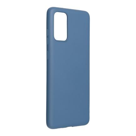 Pouzdro Silicone Lite Samsung Galaxy S20 Plus modré