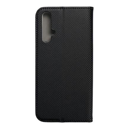 Pouzdro Smart Case book Huawei Nova 5T černé