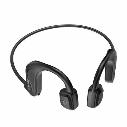 Dudao bezdrátová kostní sluchátka Bluetooth 5.0 černá (U2Pro)