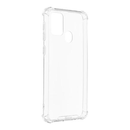 Pouzdro Armor Jelly Roar Samsung Galaxy M21 průsvitné