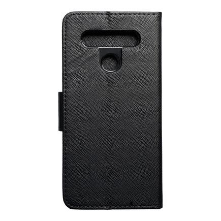 Pouzdro Fancy Book LG K41s černé