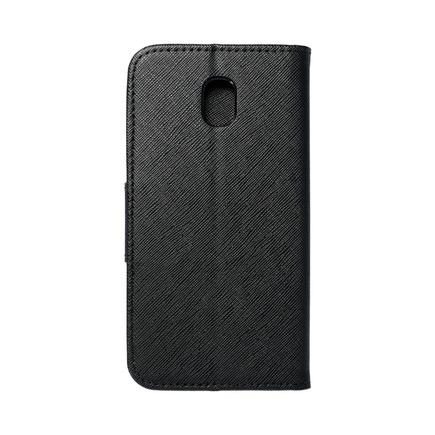 Pouzdro Fancy Book Samsung Galaxy J3 2017 černé