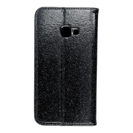 Pouzdro Forcell Shining Book Samsung Xcover 4 černé