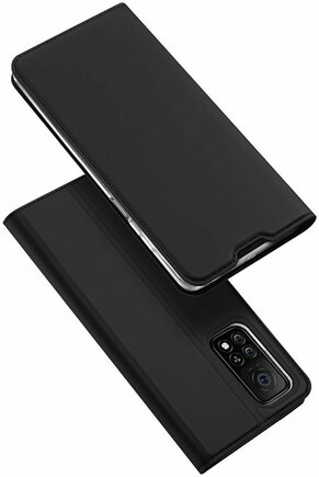 Skin Pro pouzdro s klapkou Xiaomi Mi 10T Pro / Mi 10T černé