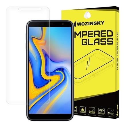 Tempered Glass tvrzené sklo 9H Samsung Galaxy J6 Plus J610