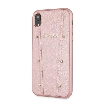 Kaia Hard Pouzdro růžově-zlaté pro iPhone XR