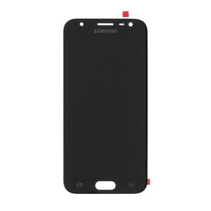LCD display + Dotyk černý pro Samsung J330 Galaxy J3 2017 Black (Service Pack)