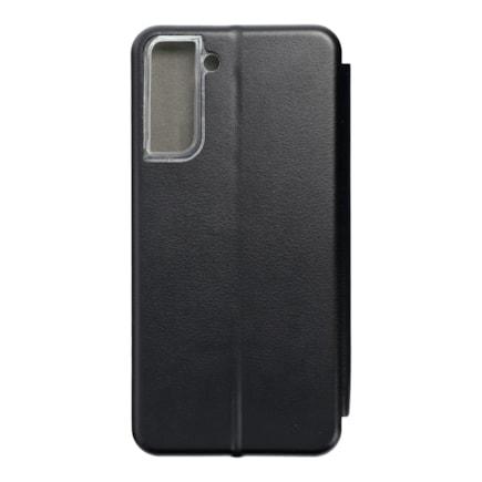 Pouzdro Book Forcell Elegance Samsung S21 Plus černé