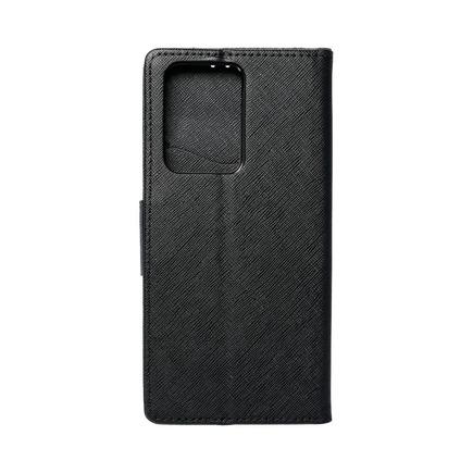 Pouzdro Fancy Book Samsung S20 Ultra / S11 Plus černé