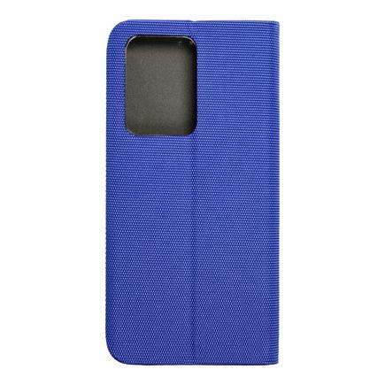 Pouzdro Sensitive Book Samsung S20 Ultra modré