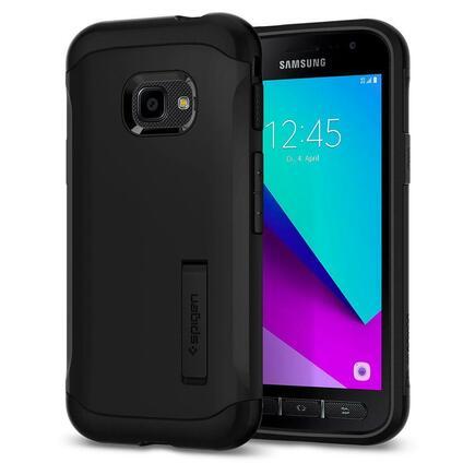 Pouzdro Slim Armor Galaxy Xcover 4/4S černé