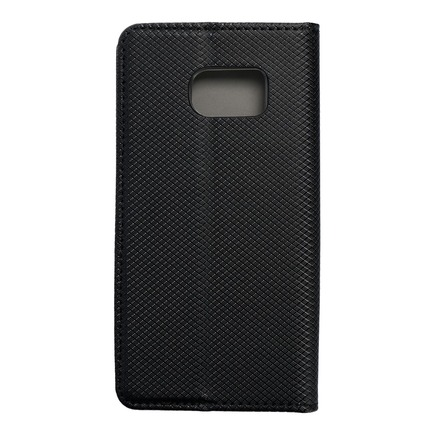 Pouzdro Smart Case book Samsung Galaxy S6 Edge černé