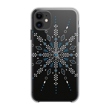 Pouzdro Winter 20 / 21 Xiaomi Redmi Note 9 Pro sněženka