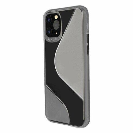 S-Case elastické pouzdro Samsung Galaxy A51 černé