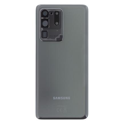 Samsung G988 Galaxy S20 Ultra Kryt Baterie Cosmic šedý (Service Pack)